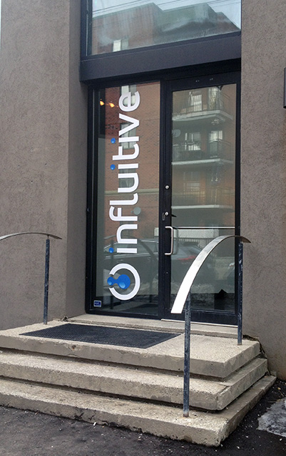B2B advocate marketing experts Influitive have moved into a new office in downtown Toronto