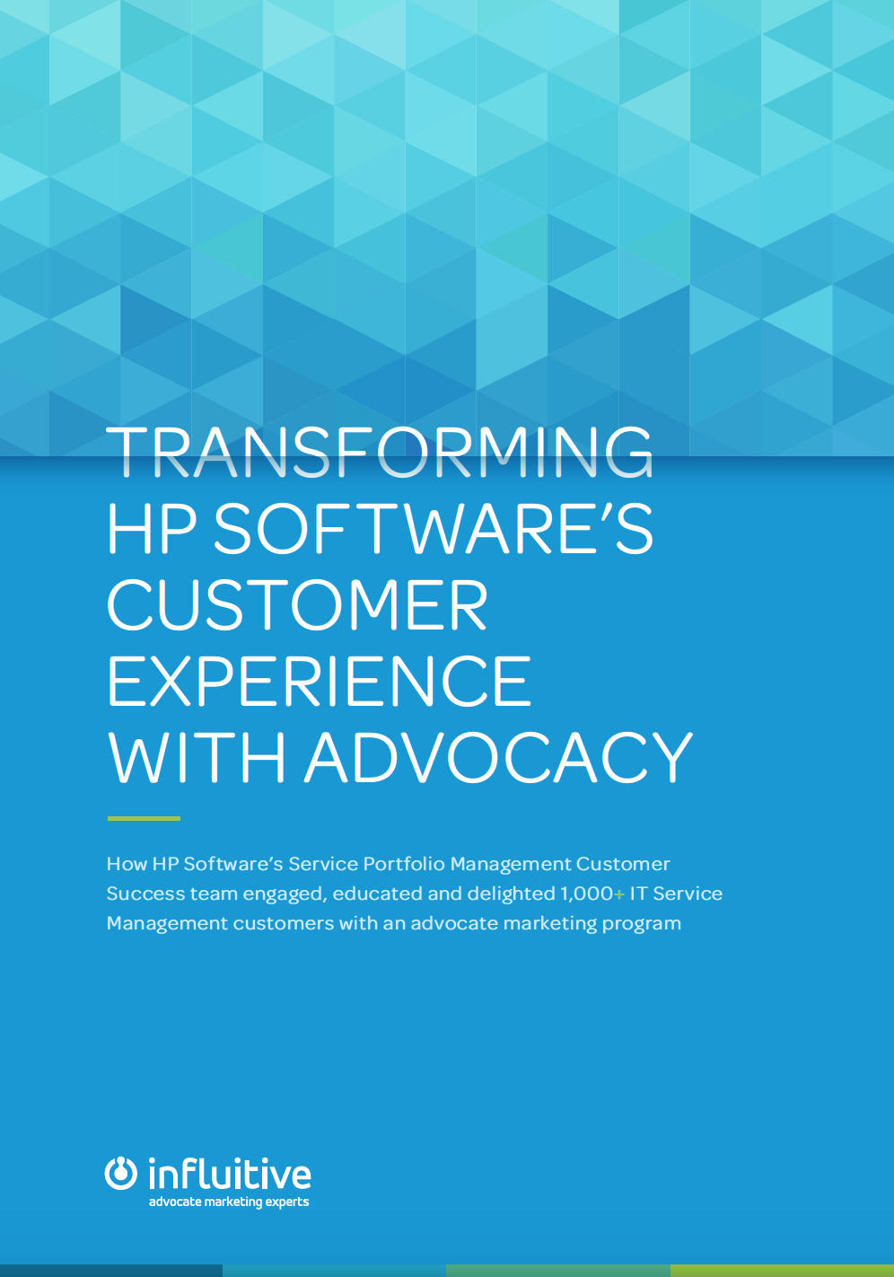 Transforming HP Software's Customer Experience With Advocacy