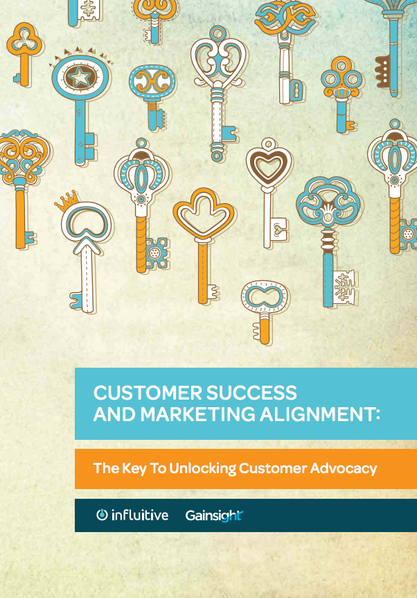 Customer Success and Marketing Alignment