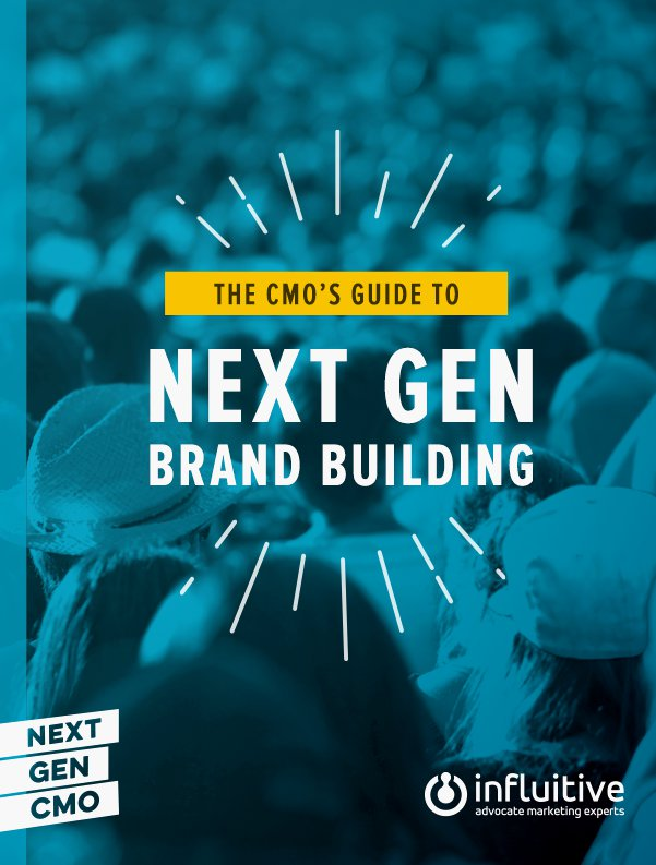 The CMO's Guide To Next Gen Brand Building