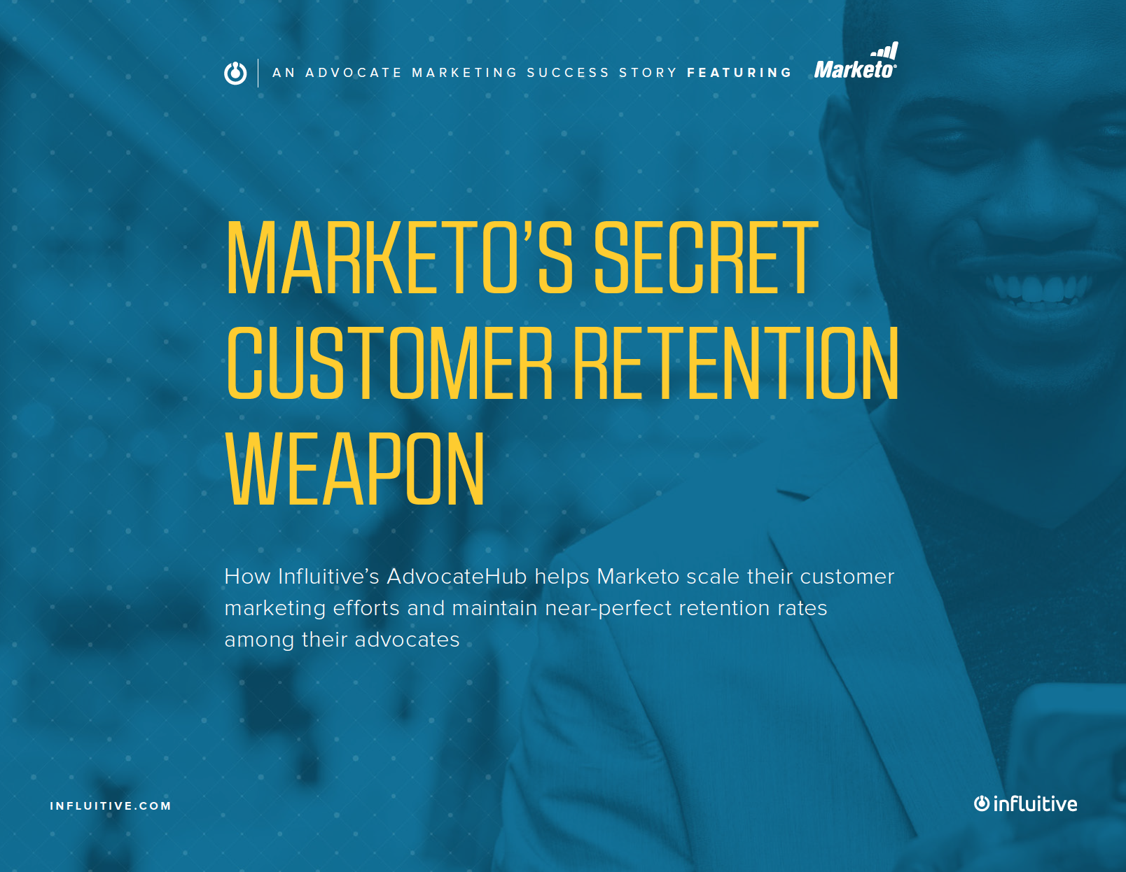 Marketo's Secret Customer Retention Weapon