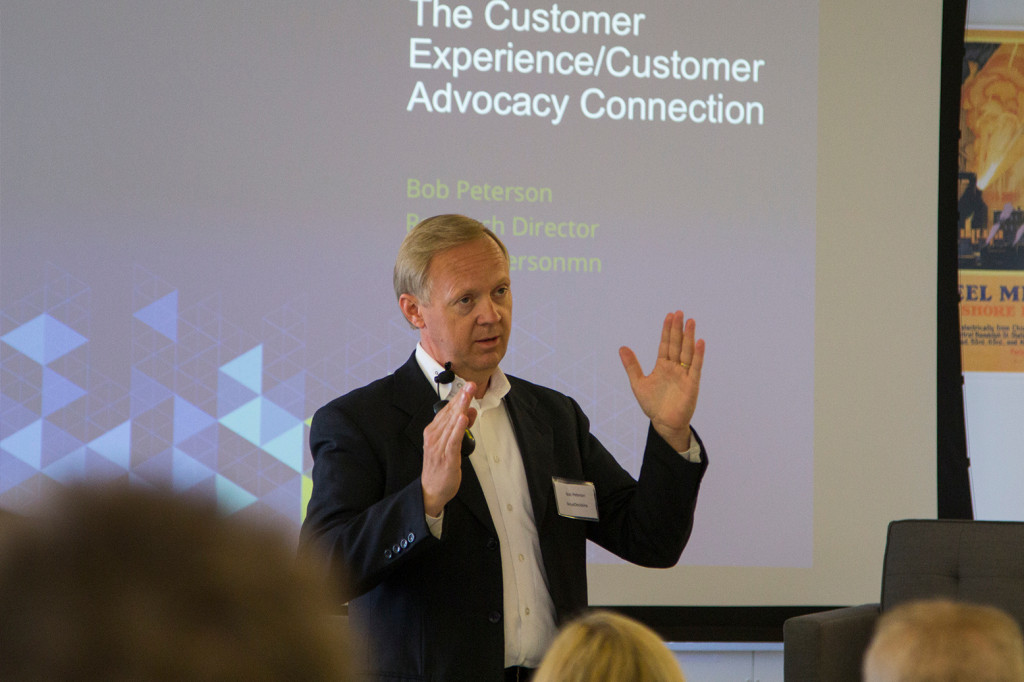 SiriusDecisions' Bob Peterson Makes The Customer Experience/Advocacy Connection